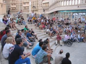 XV Asamblea Podemos 3-9-14