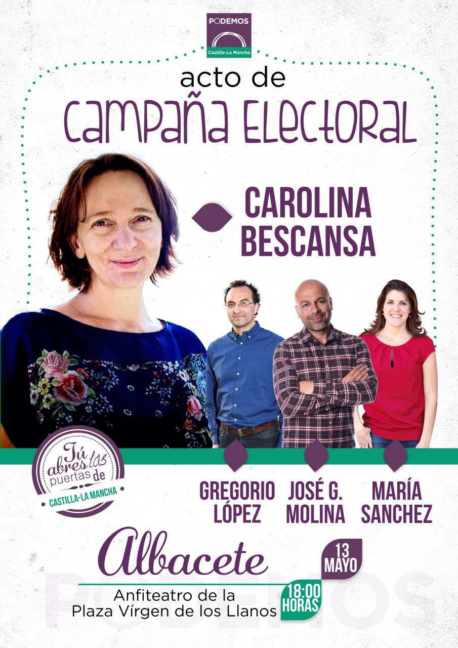 ActoCarolinaBescansa