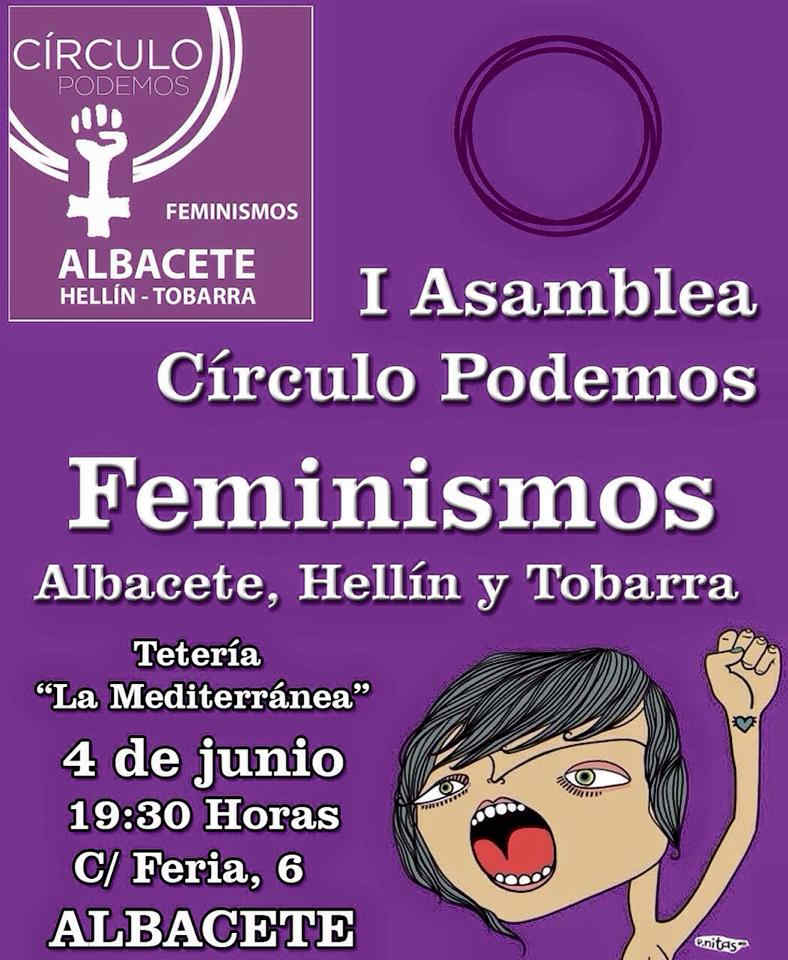 I Asamblea Podemos Feminismos AB