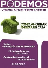 TALLER DE ENERGIA